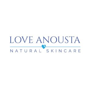 Love Anousta Natural Skincare Logo