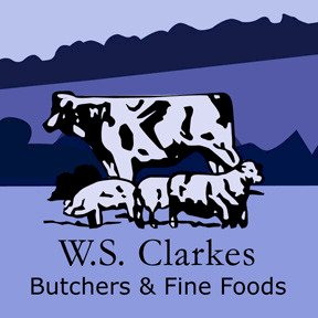 Clarkes Butchers website by The Web Booth