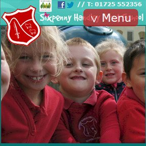 Sixpenny Handley First School website by The Web Booth