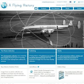 Aviation photo collection