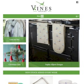 Vines Country Final Website